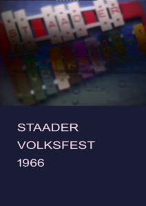 Staader Volksfest 1966